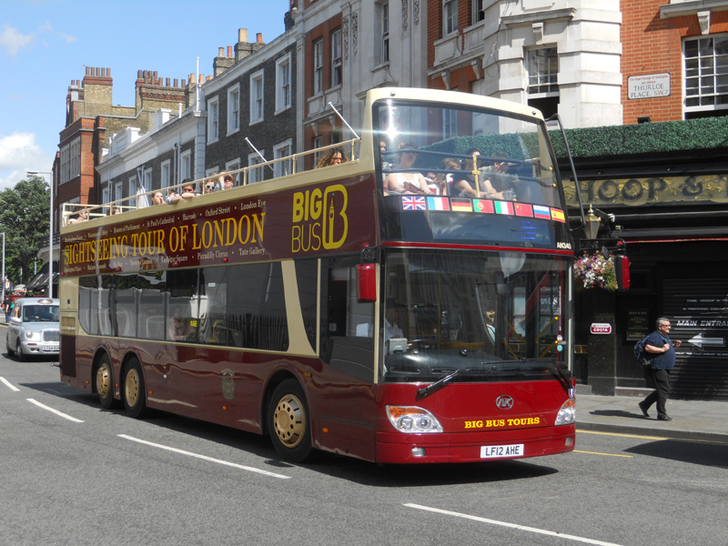 Buses | 2013 Review - Part 1 | Photos