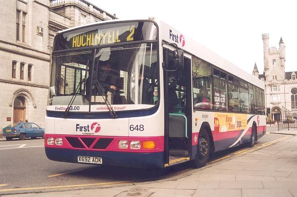 Image result for first bus aberdeen