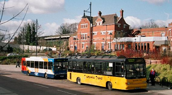 Bother In Basingstoke Stagecoach V Countrywide