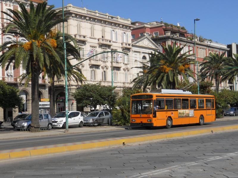 Cagliari Şehir İçi Ulaşım