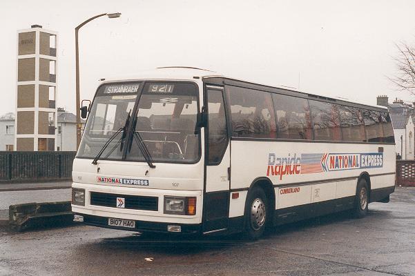 Cumberland coaches