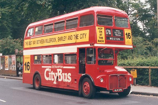 Gm Capital One >> Routemasters in the wild