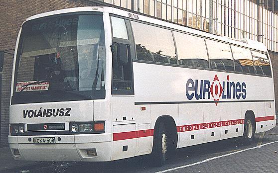 euroline bus paris