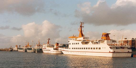 East Frisian Islands Ferry