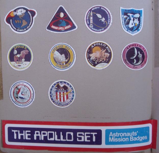 Apollo -Soyuz Badge - Pics about space